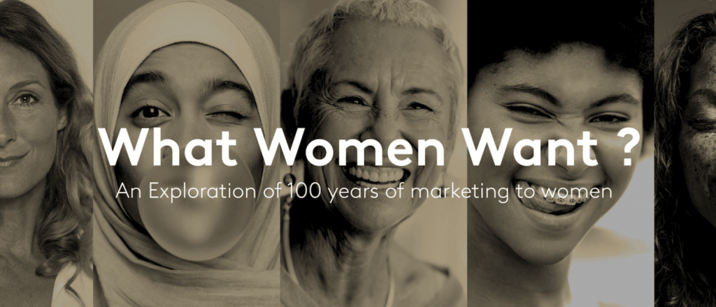 Call for speakers: What Women Want