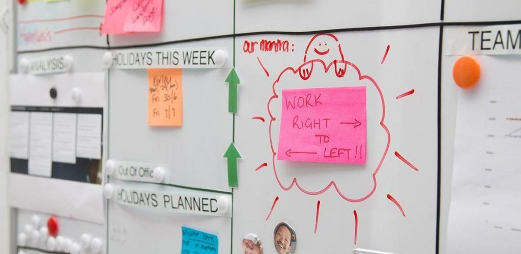 5 reasons why major businesses are adopting agile