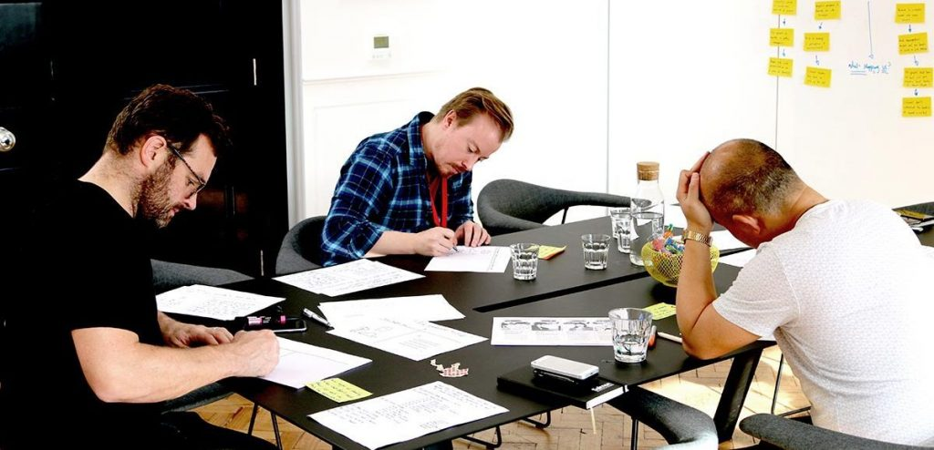 Using a COVID design sprint to prepare for 2021