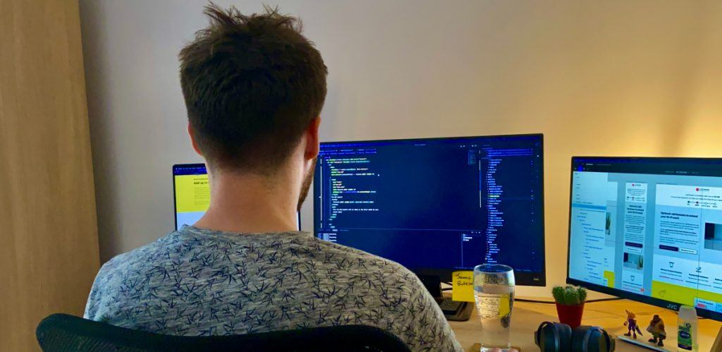A day in the life of a Front End Engineer at Code