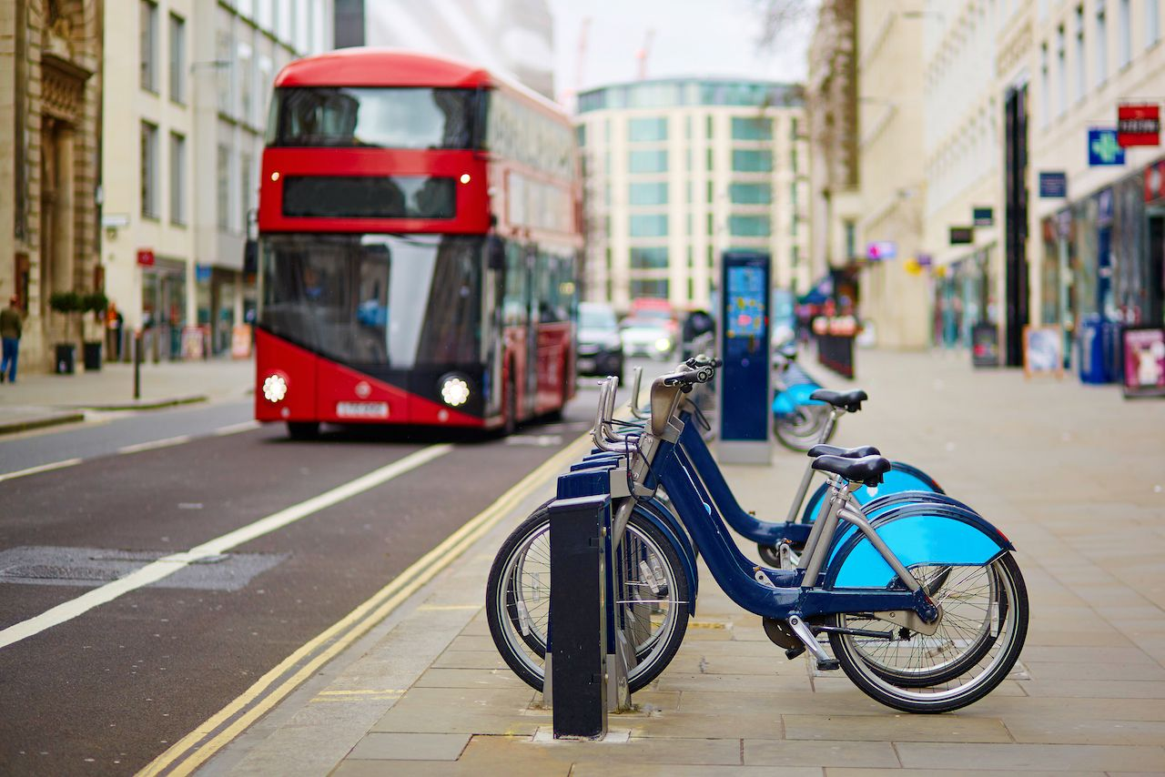 How is digital changing public transport?