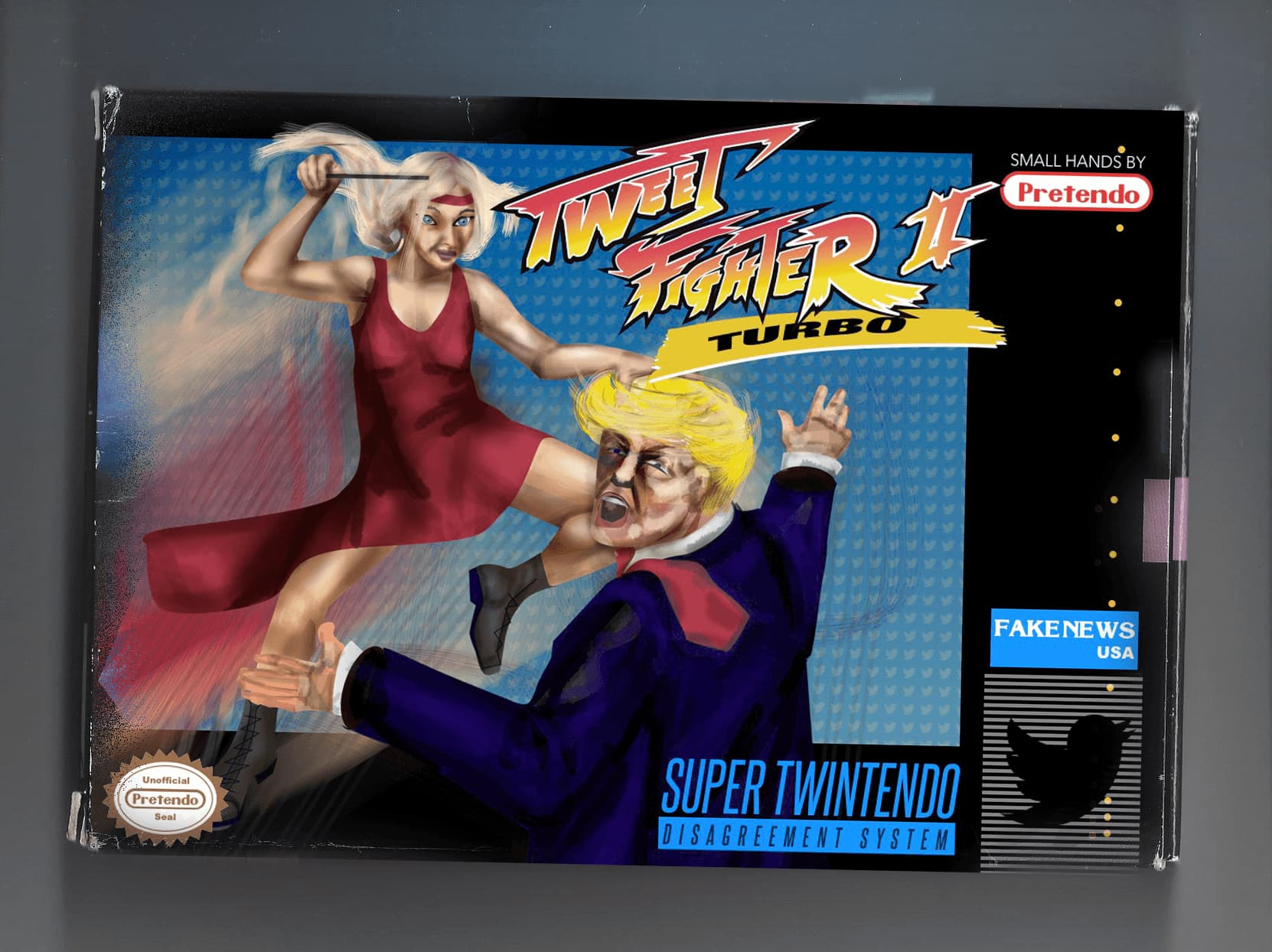 What if popular websites were retro video games?