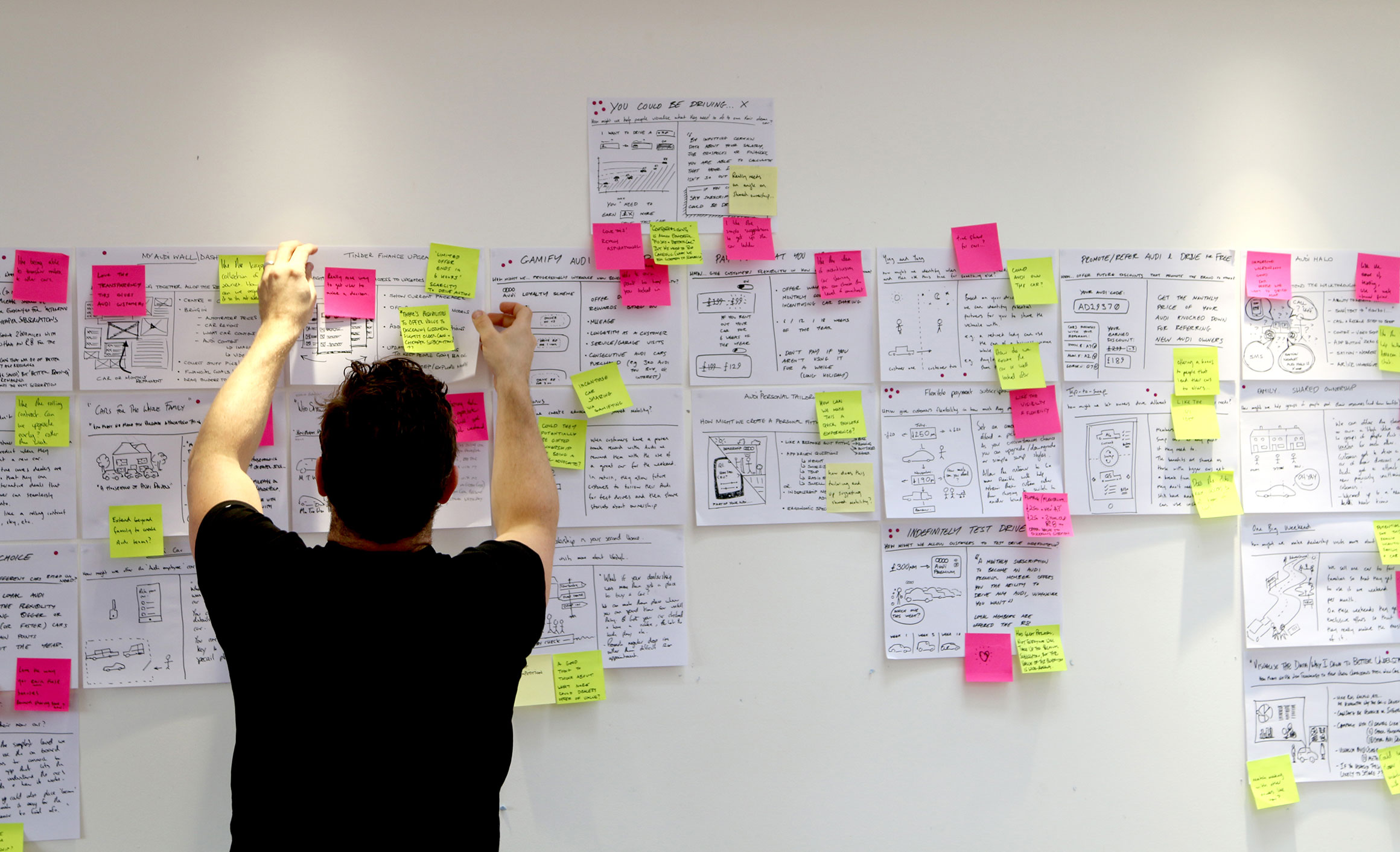 How to measure digital transformation: Rightshifting to product thinking